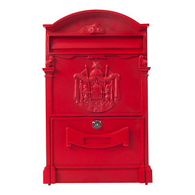 The House Nameplate Company Imperial Postbox, W24 x H41 x D7.5cm