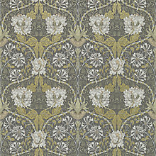 Buy Morris & Co Honeysuckle & Tulip Wallpaper Online at johnlewis.com