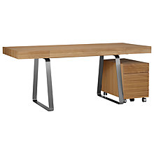 Buy Ebbe Gehl for John Lewis The Desk & Filing Cabinet Online at johnlewis.com
