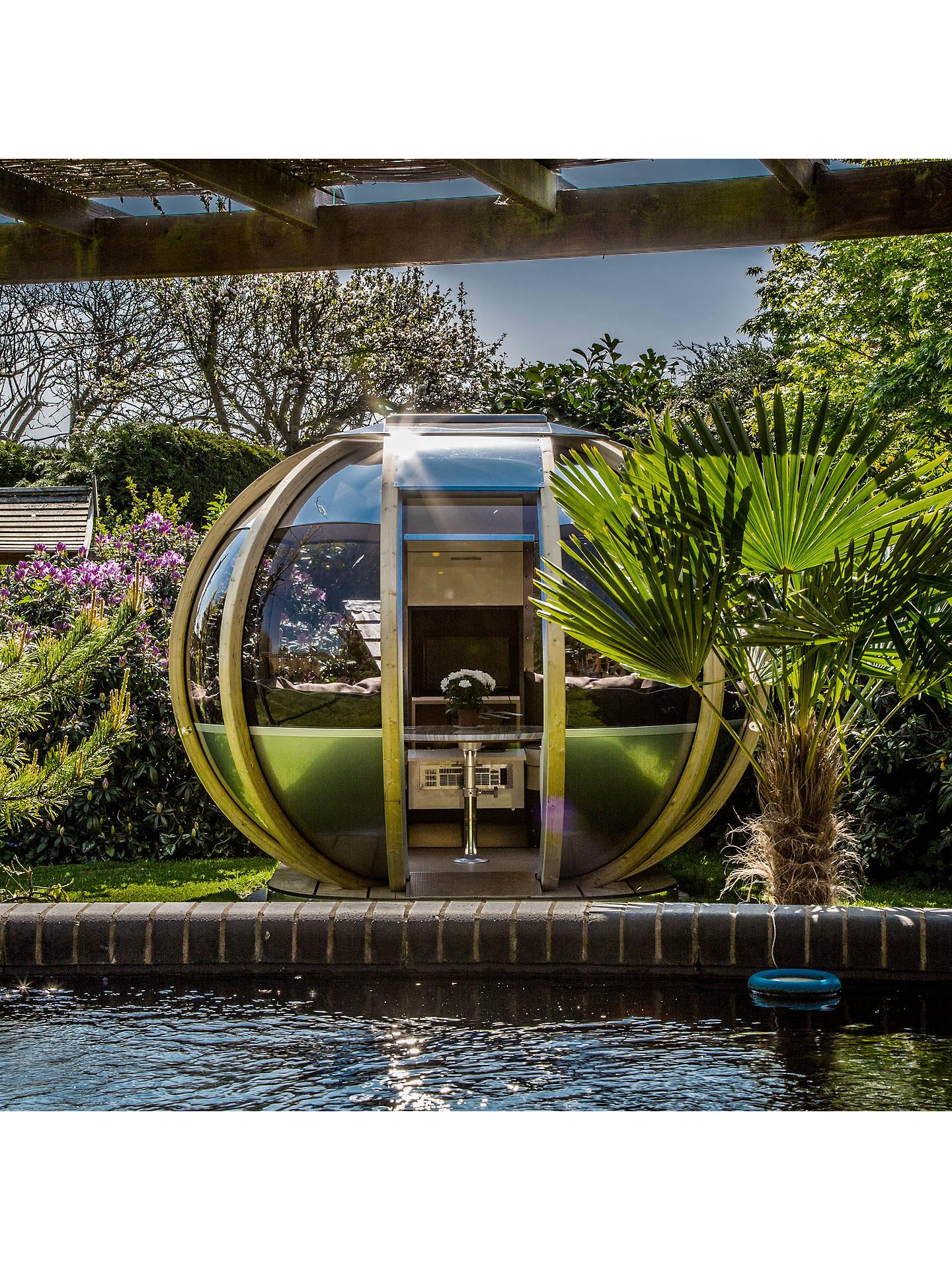56d13af666d8 ... Buy Farmer's Cottage Summer House Garden Pod Online at johnlewis. ...