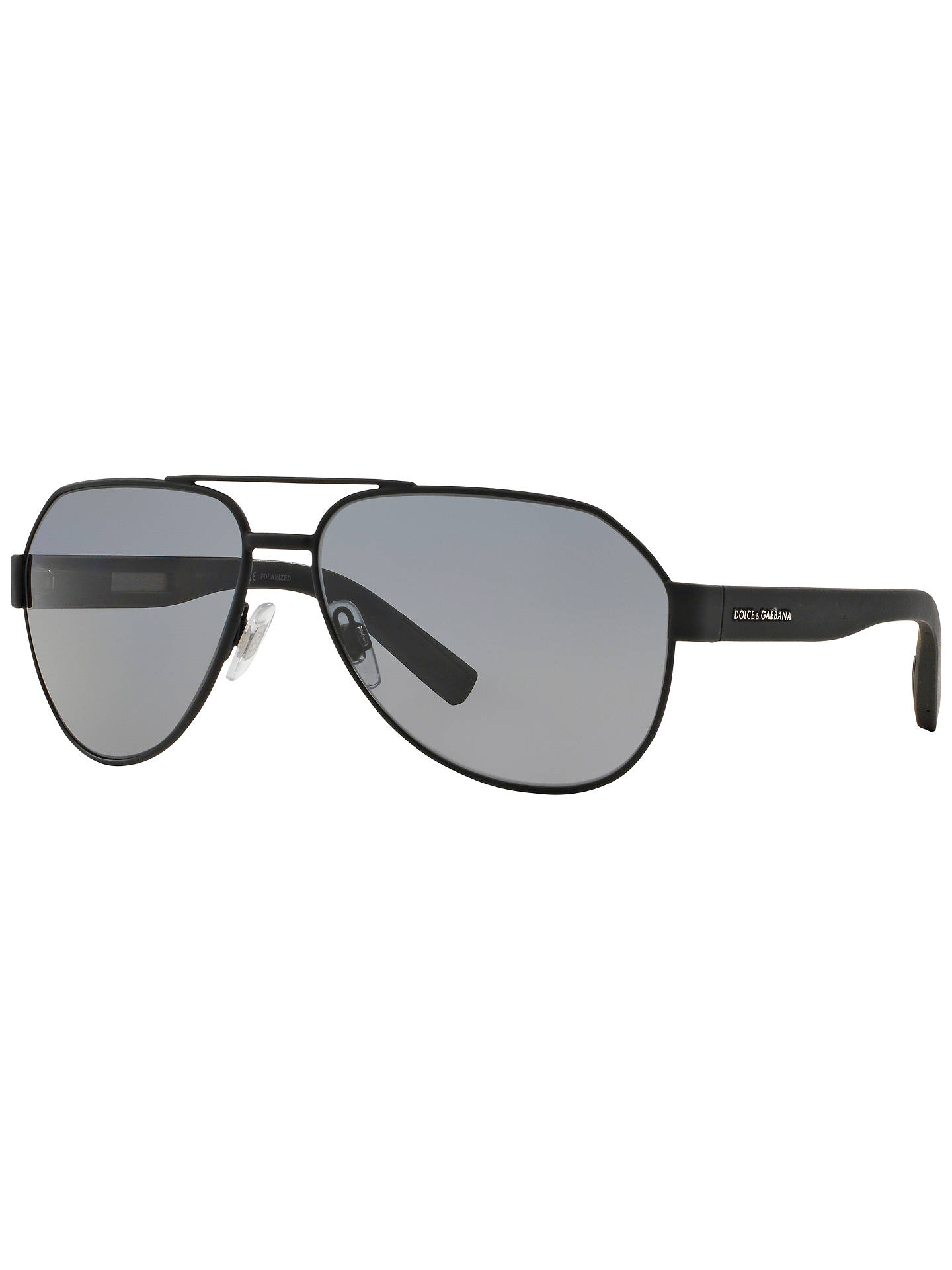 219ff20e71fb Buy Dolce   Gabbana DG2149 Polarised Aviator Sunglasses