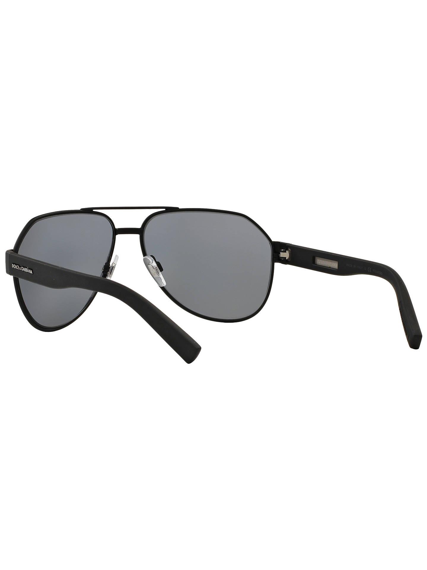 952bfa932db ... Buy Dolce   Gabbana DG2149 Polarised Aviator Sunglasses