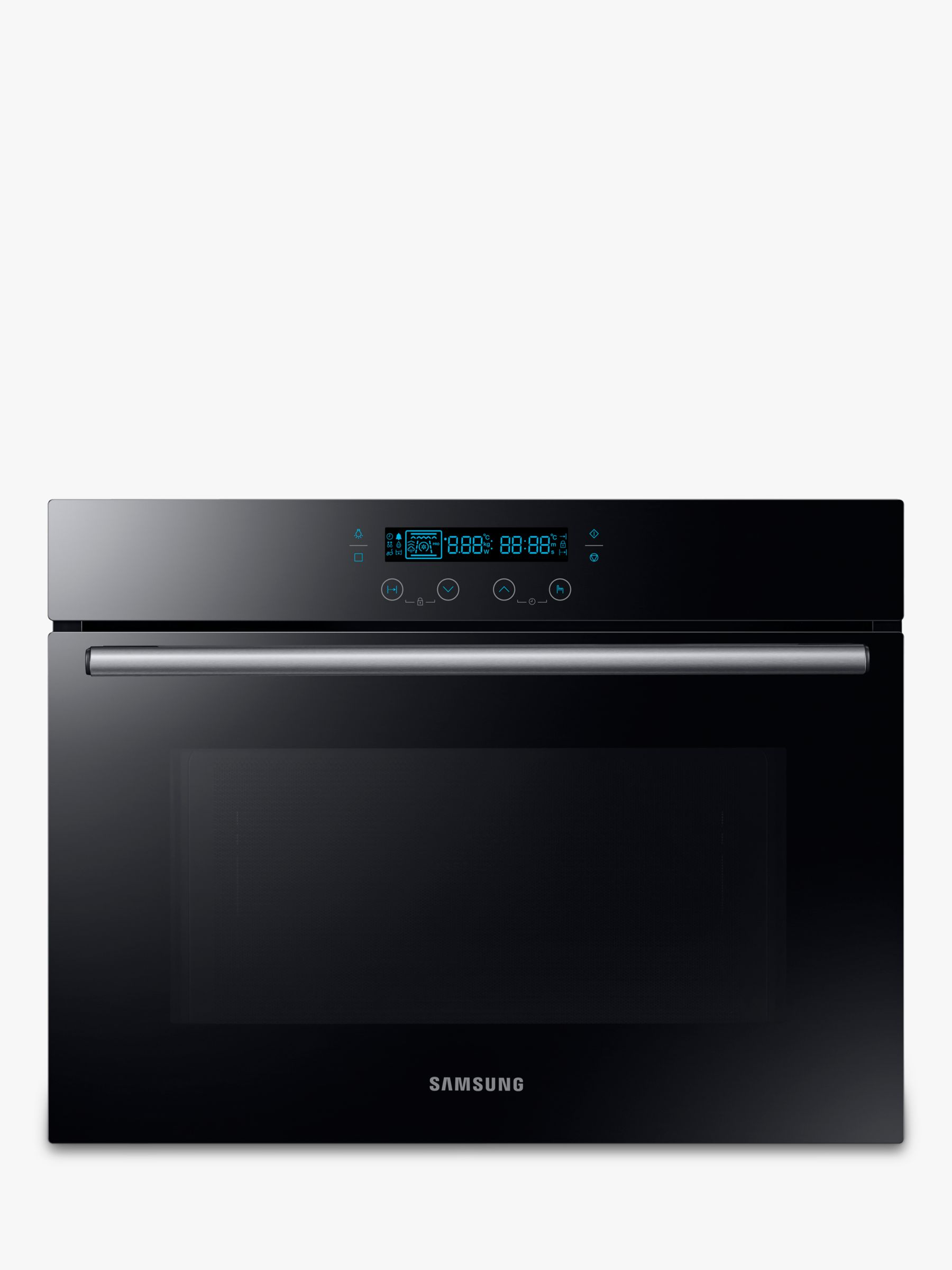 samsung nq50h5537kb built in combination microwave oven black glass