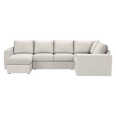 Buy house by john lewis finlay ii corner chaise end sofa for Chaise end sofa