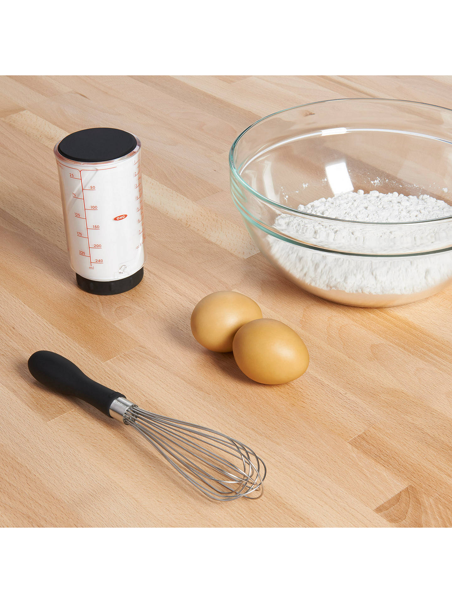 Buy OXO Good Grips Whisk, L22cm Online at johnlewis.com
