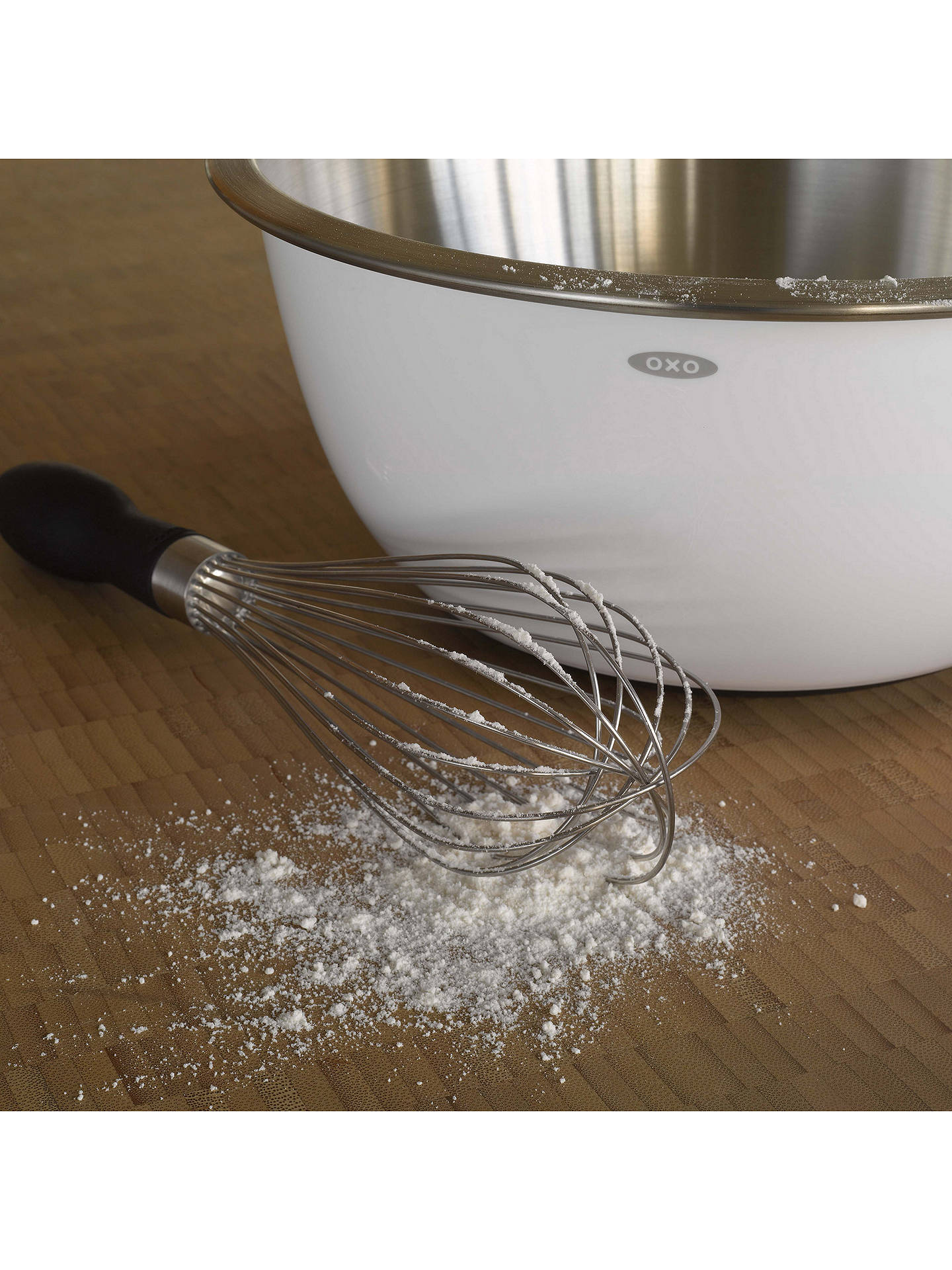 Buy OXO Good Grips Whisk, L28cm Online at johnlewis.com