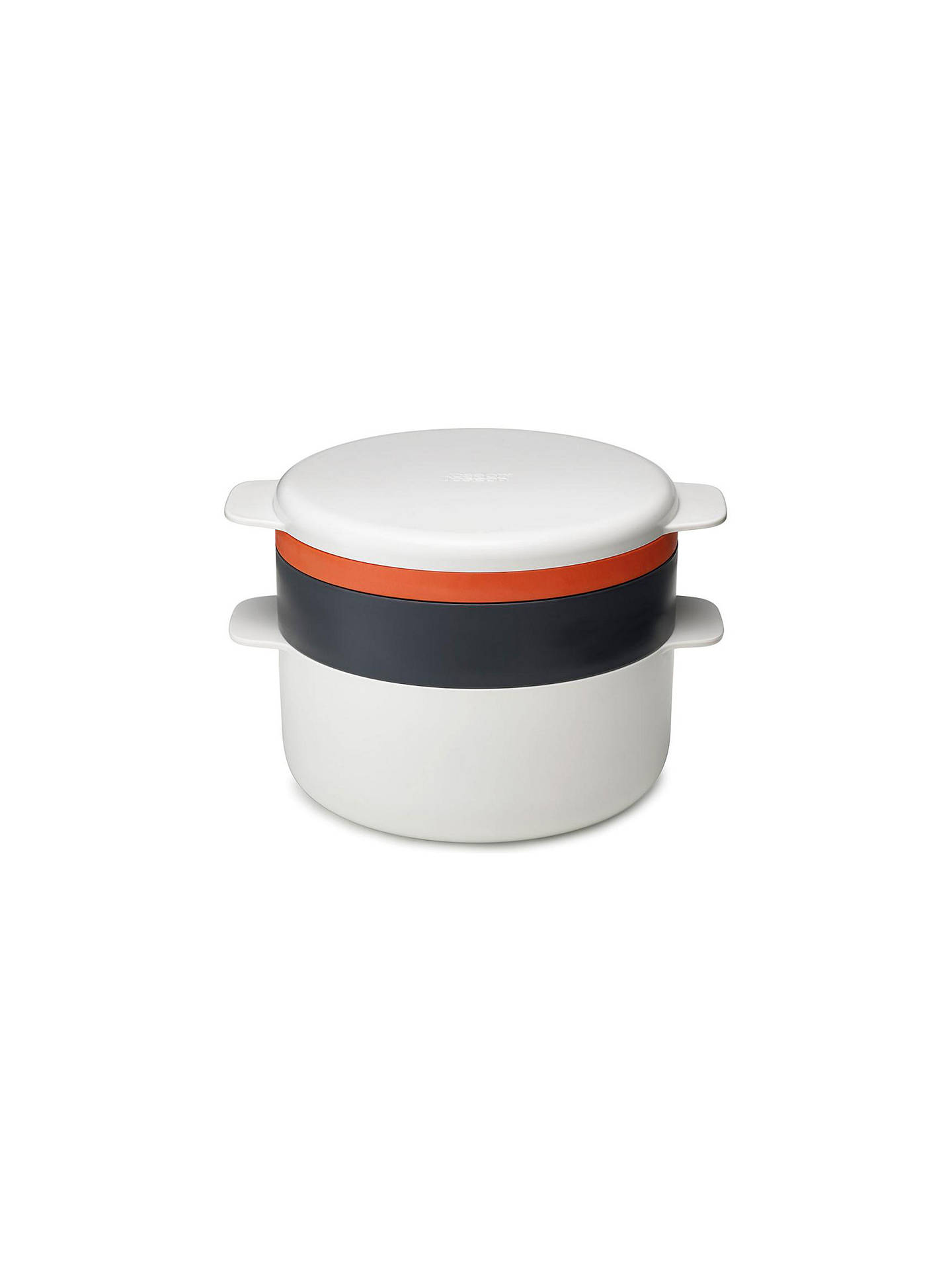 Buy Joseph Joseph M-Cuisine Stackable Microwave Cooking Set, 4 Piece Online at johnlewis.com