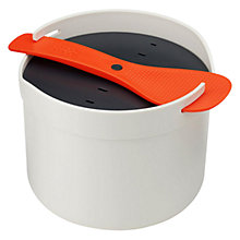 Buy Joseph Joseph M-Cuisine Microwave Rice Cooker Online at johnlewis.com