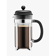 Buy Bodum Caffettiera Coffee Maker, 3 Cup, 350ml Online at johnlewis.com