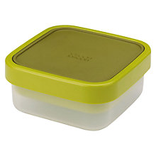 Buy Joseph Joseph GoEat Compact 3-in-1 Salad Box, Green Online at johnlewis.com
