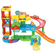 Buy VTech Toot-Toot Drivers Garage Set Online at johnlewis.com