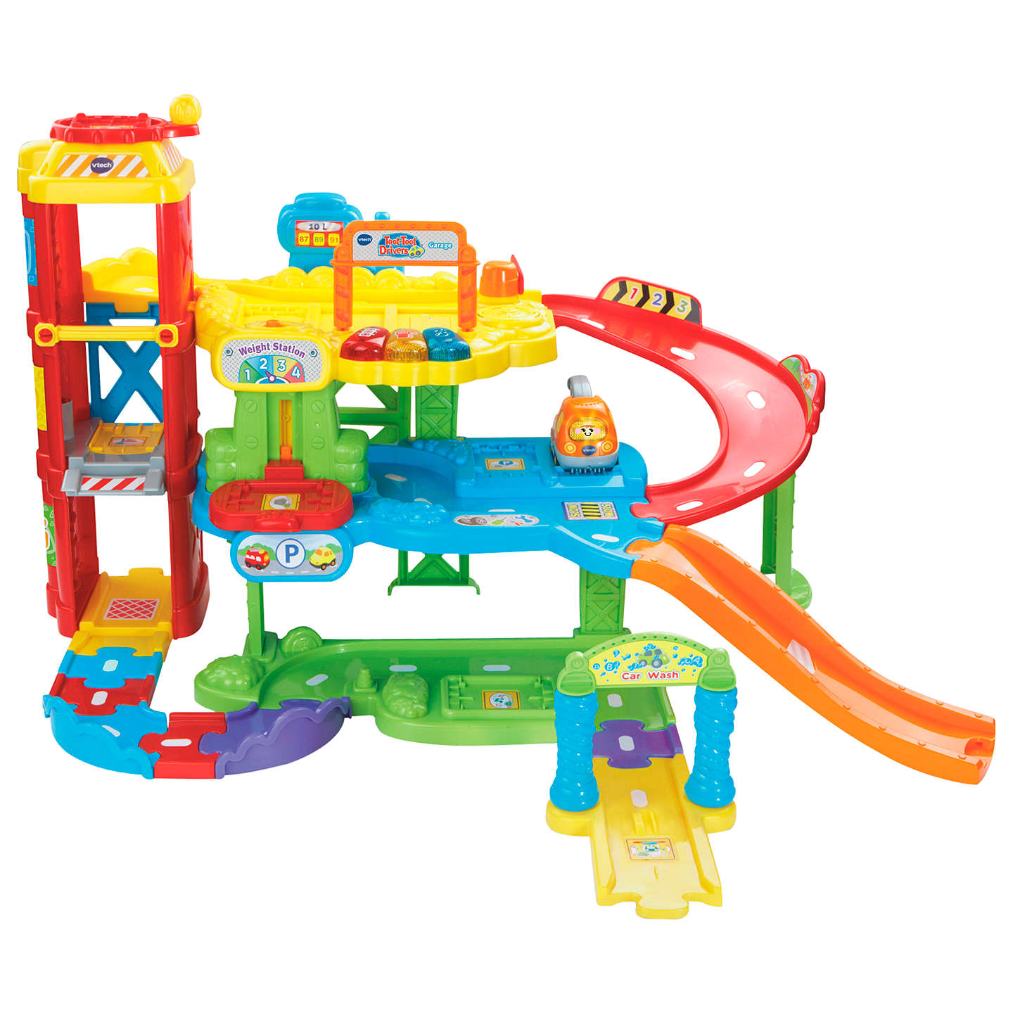 V Tech Toot Toot Drivers Garage Set by Vtech