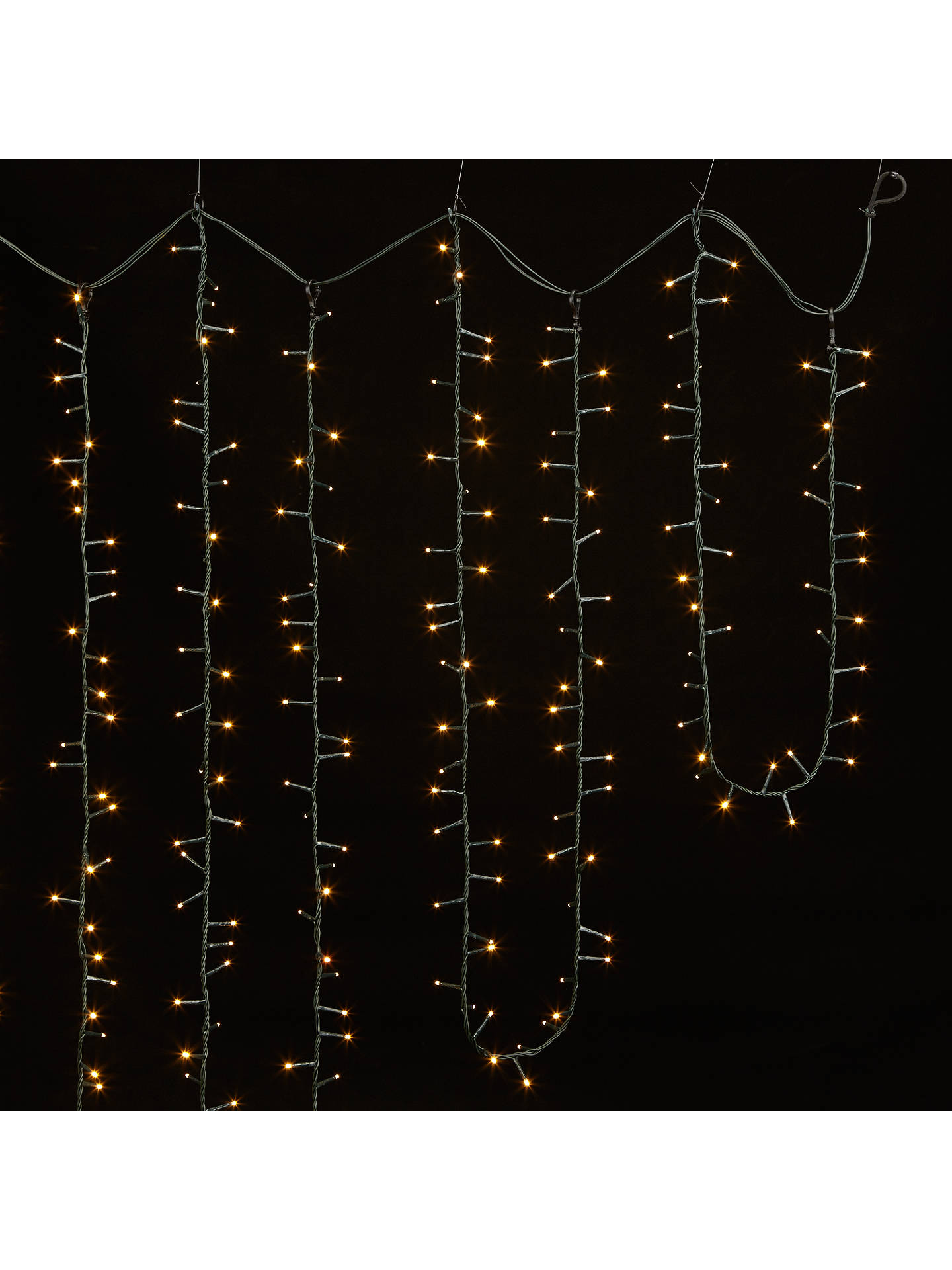1 2 Glow 700 Leds Indoor Outdoor Christmas Lights For A 210cm Tree