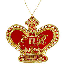Buy Tinker Tailor Tourism ER Crown Hanging Decoration Online at johnlewis.com