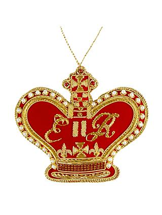 Tinker Tailor Tourism ER Crown Hanging Decoration
