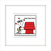 Buy Schulz - Home Sweet Home, 23 x 23cm Online at johnlewis.com