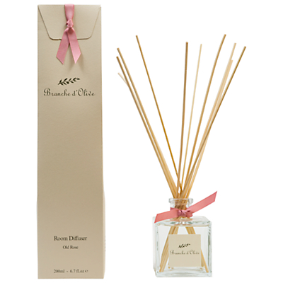 Branche D'Olive Rose Ancienne Diffuser, 200ml