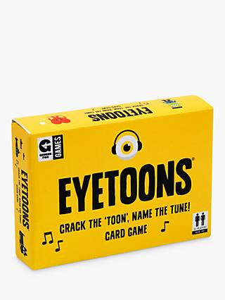 Ginger Fox Eyetoons Card Game