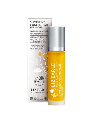Liz Earle Superskin™ Concentrate for Night Moisturiser, 10ml