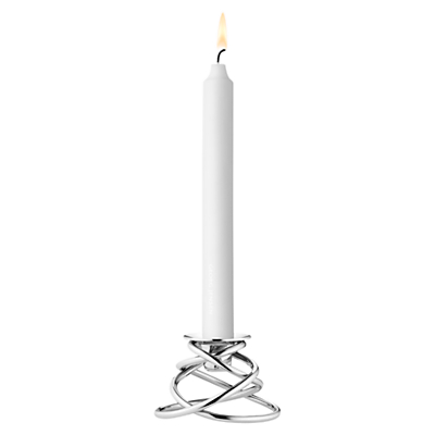 Georg Jensen Glow Candle Holder, Tall