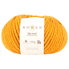 Buy Rowan Big Wool Chunky Yarn, 100g, Yoke 078 Online at johnlewis.com