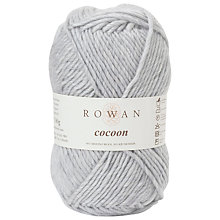 Buy Rowan Cocoon Chunky Yarn, 100g Online at johnlewis.com