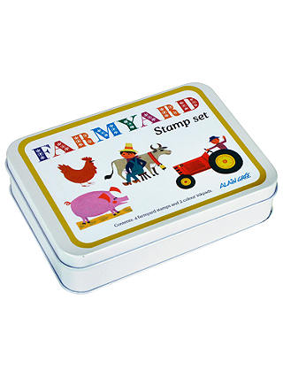 Buy Alain Gree Farm Yard Stamp Set Online at johnlewis.com