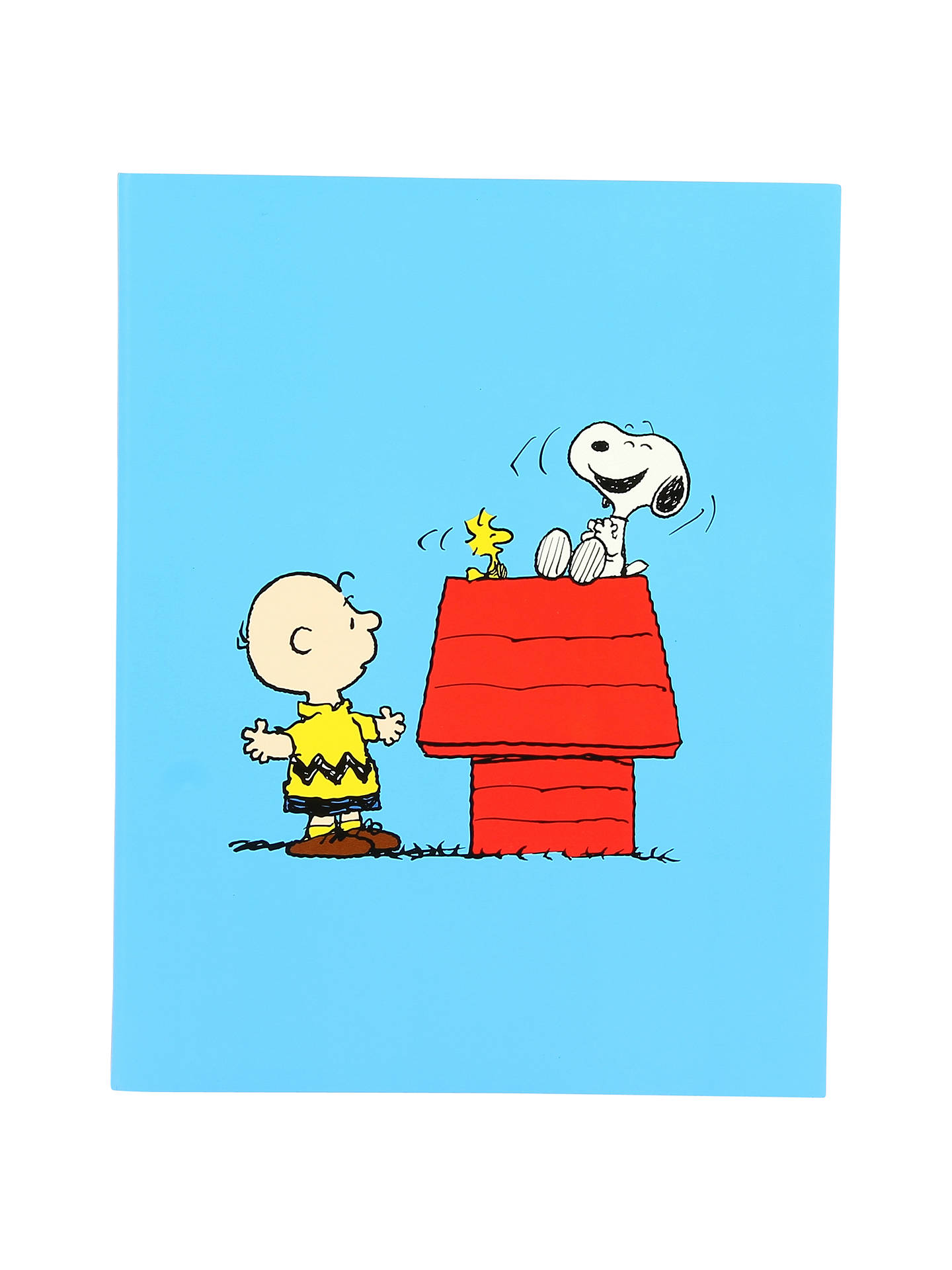 Buy Peanuts Stationery Set Online at johnlewis.com