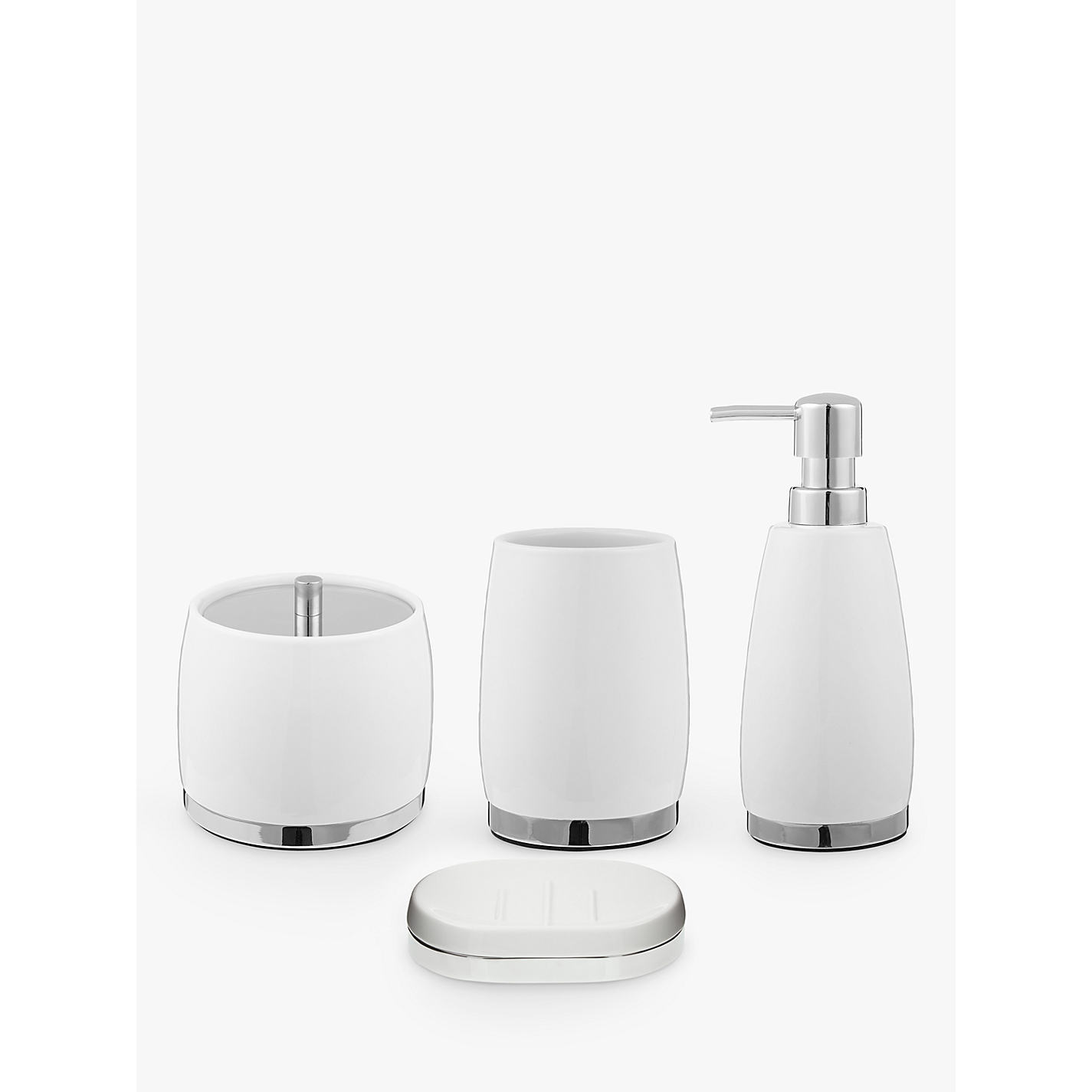 Buy John Lewis London Bathroom Accessories Online At Johnlewis.com ...