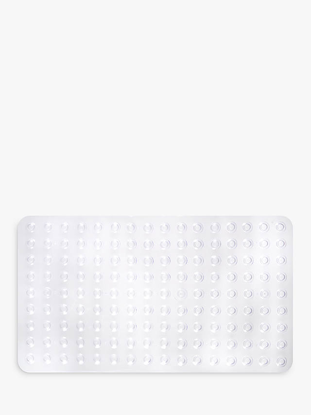 Buy John Lewis & Partners Clear In-Bath Mat Online at johnlewis.com