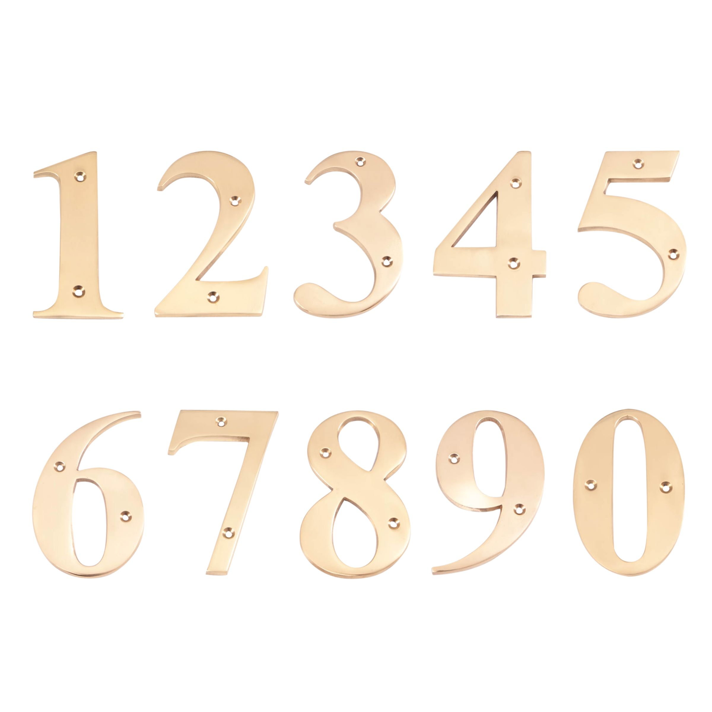 House Signs House Numbers John Lewis