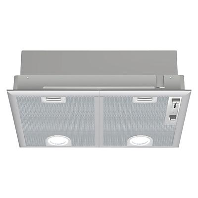 Image of Bosch DHL555BGB Integrated Cooker Hood, Brushed Steel