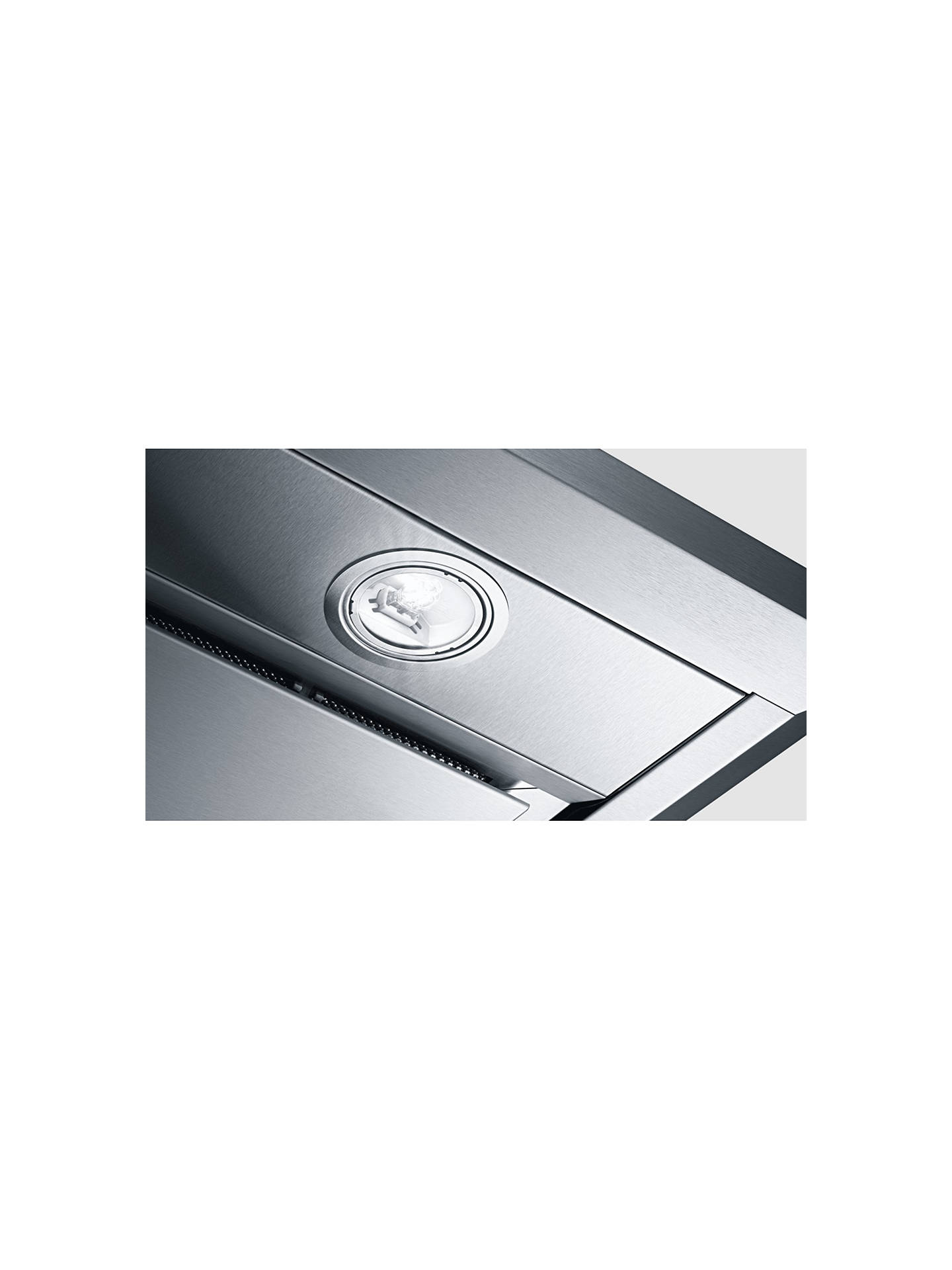 BuyBosch DHL555BGB Integrated Cooker Hood, Brushed Steel Online at johnlewis.com