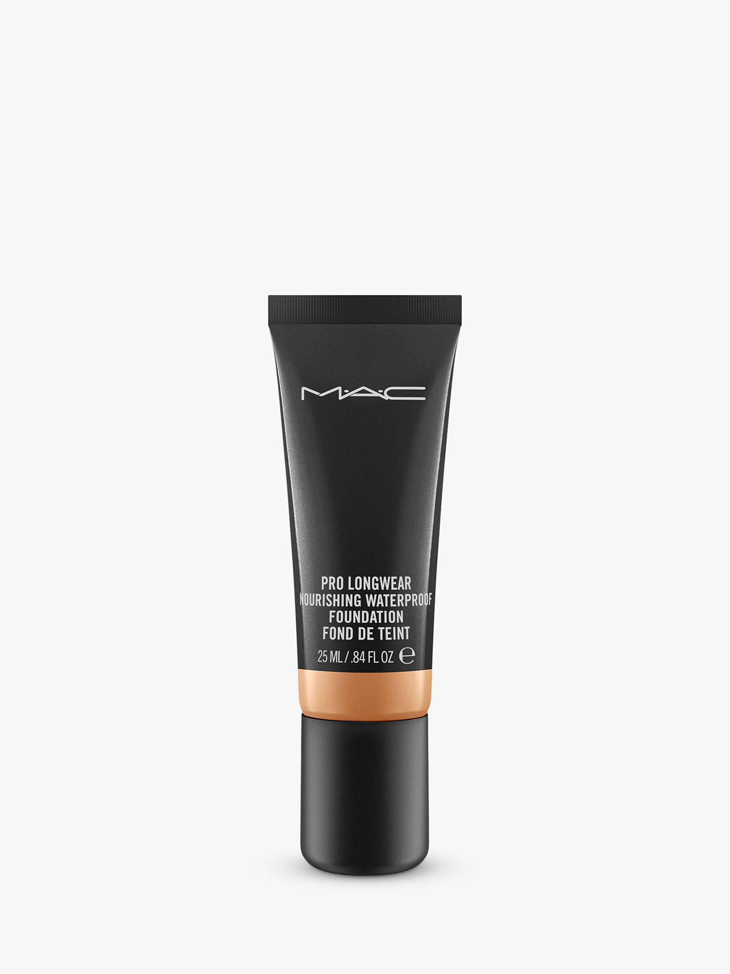 BuyMAC Pro Longwear Nourishing Waterproof Foundation, NC42 Online at johnlewis.com