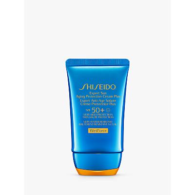 Shiseido Wetforce Expert Sun Aging Protection Cream SPF 50+, 50ml