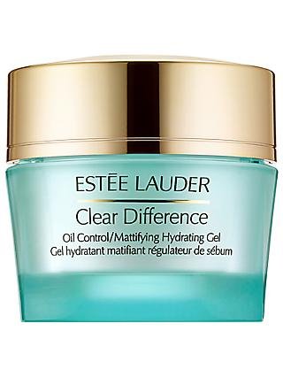 Estée Lauder Clear Difference Oil Control Mattifying Hydrating Gel, 50ml