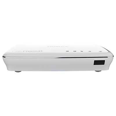 Image of HUMAX HDR-1100S Freesat Freetime HD Recorder - 500 GB, Silver