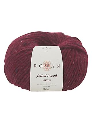 Rowan Felted Tweed Aran Yarn, 50g