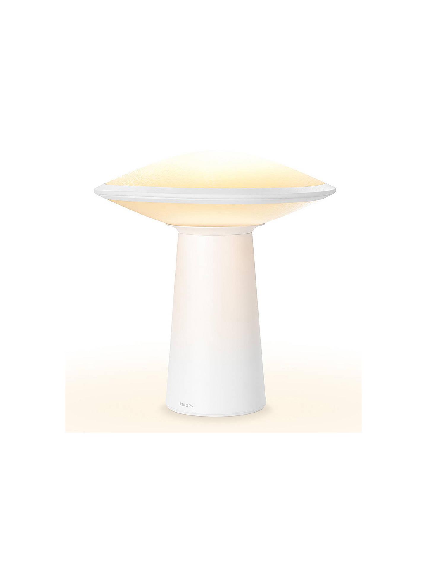 Philips Hue Phoenix Led Table Lamp At John Lewis Amp Partners