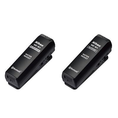 Image of Nikon ME-W1 Water Resistant, Shockproof & Dustrproof Wireless Microphone