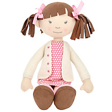 Buy John Lewis Olivia Rag Doll Online at johnlewis.com
