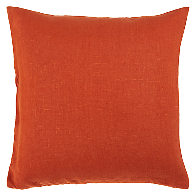 John Lewis Linen Cushion