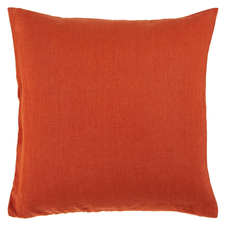 john lewis linen cushion paprika at john lewis. Black Bedroom Furniture Sets. Home Design Ideas