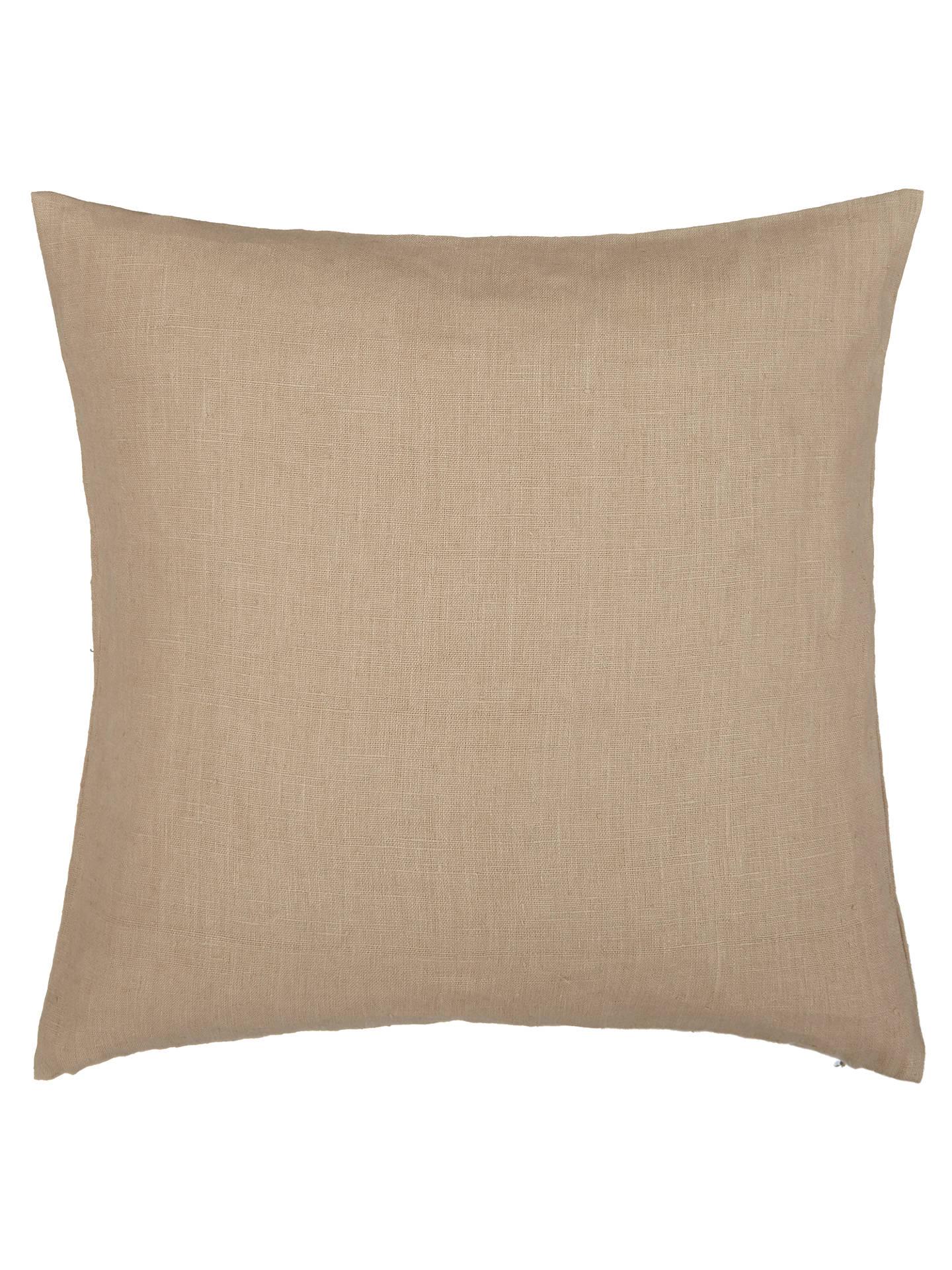 john lewis partners linen cushion at john lewis partners. Black Bedroom Furniture Sets. Home Design Ideas
