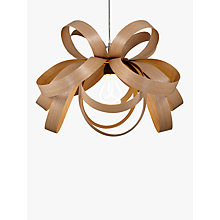 Buy Tom Raffield Skipper Pendant Light, 62cm Online at johnlewis.com