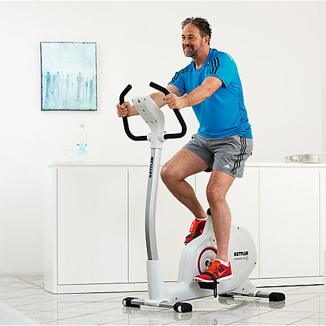 buy kettler sport e1 ergometer exercise bike john lewis. Black Bedroom Furniture Sets. Home Design Ideas
