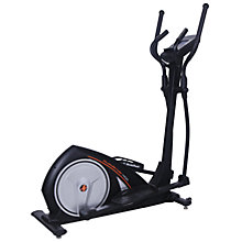 Buy NordicTrack AudioStrider 400 Cross Trainer, Grey/Black Online at johnlewis.com