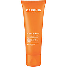 Buy Darphin Soleil Plaisir Anti-Aging Facial Suncare SPF30, 50ml Online at johnlewis.com