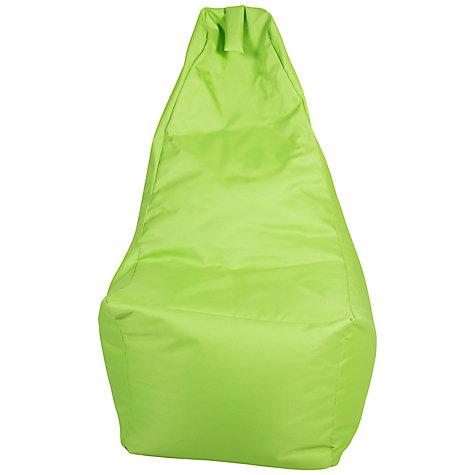 Buy John Lewis Throne Bean Chair Lime Online At Johnlewis