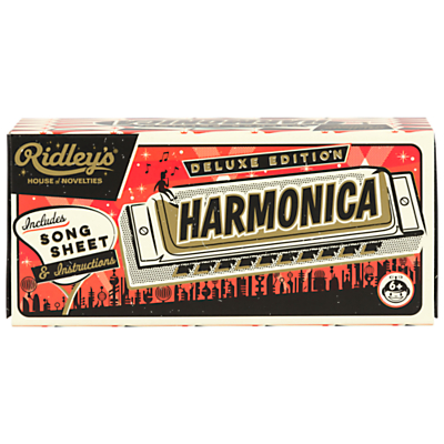 Ridley's Harmonica